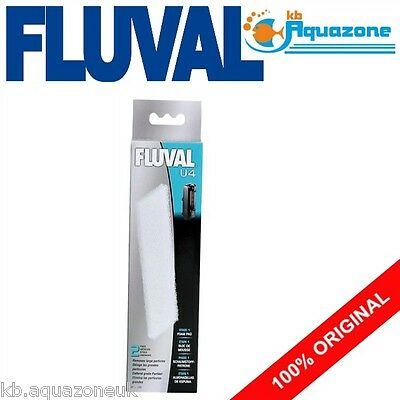 Fluval * U4 Foam Pad * Underwater Filter Replacement Original