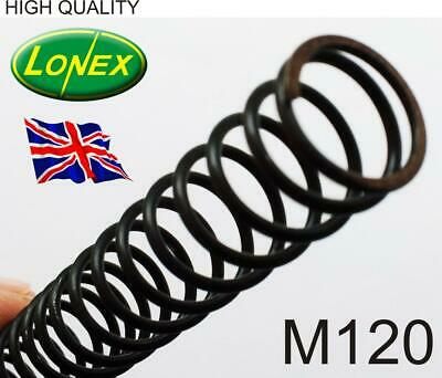 M120 Airsoft Spring Lonex  Fast Uk Delivery Ultimate Quality Steel Asg Nonlinear