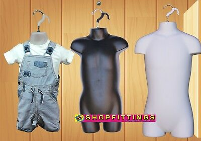 Child HANGING Body Shop Display Body Form Kids Mannequin