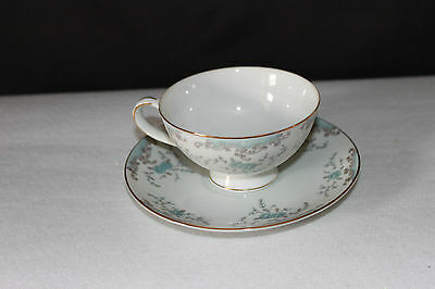 Imperial China by W. Dalton Japan SEVILLE 5303 -Tea/Coffee Cup and Saucer