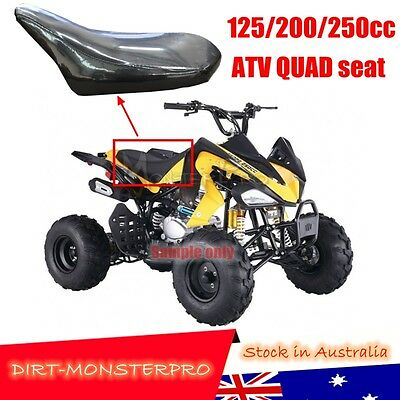 New Foam Seat 150/200/250cc ATV Quad Bike Buggy Go Kart Racing style Pit dirt