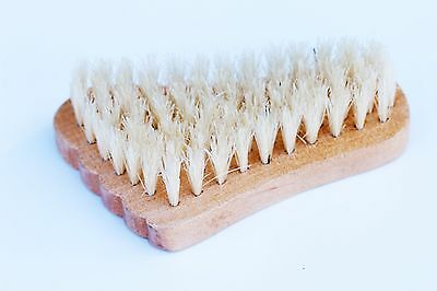 Nail Brush Scrubber for Cleaning Toe Nails Foot Shape Chiropody Podiatry