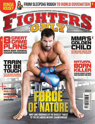 Fighters Only Magazine Issue 131 (August 2015 Issue)
