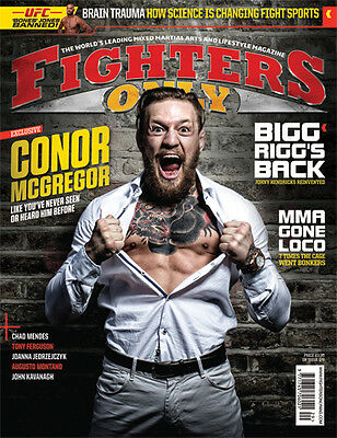 Fighters Only Magazine Issue 129 (June 2015 Issue)