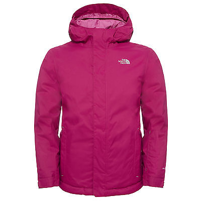 The North Face Girls Snow Quest Jacket RRP ?85