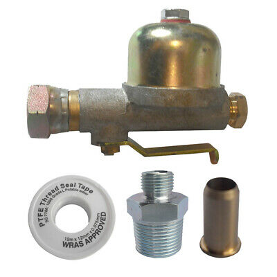 Oil Tank Fitting Kit | Tap & Oil Filter | Atkinson AFV1000