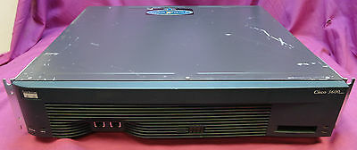 Cisco 3600 Series 3640 Router Power Tested Working