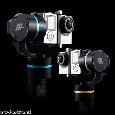 Feiyu 3-Axis DSLR Cam Video Gimbal Steady Stabilizer Camera Mount for Gopro4/ 3+