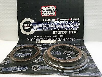 5R110W Torqshift Transmission Clutch Rebuild Kit Friction Plates 2005 & Up OE