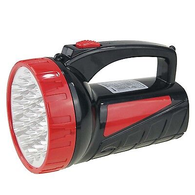 99017344 2 In 1 Rechargeable Spot Torch Flashlight Reading Light