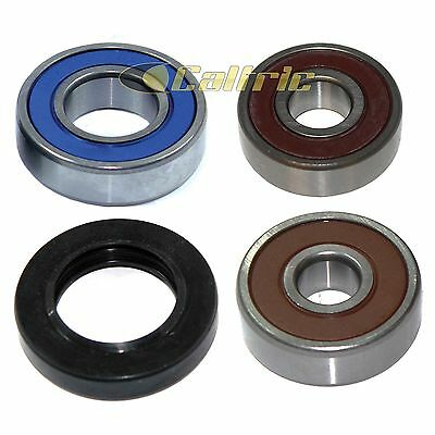 Rear Wheel Ball Bearings Seals Kit Fits KAWASAKI AN112 2003-2008 2010 2011