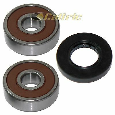 Rear Wheel Ball Bearings Seals Kit Fits KAWASAKI KD80 1976-1985 1987