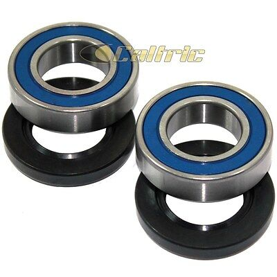 Front Wheel Ball Bearing and Seals Kit Fits KAWASAKI VN1600 Vulcan 1600 Classic