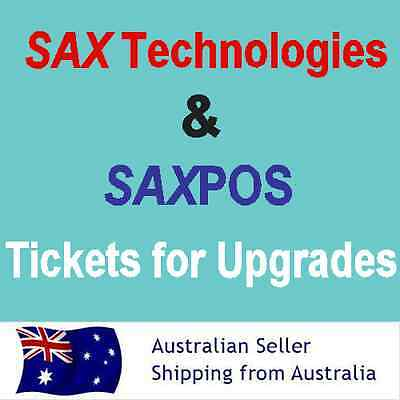 $5 Ticket: PARTS/UPGRADES For SAX-TECHNOLOGIES & SAXPOS Products