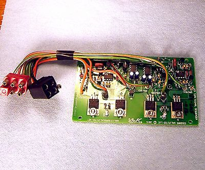 S2L) 1969 1970 Ford Shelby Mustang Sequencer LED Turn Signal board - Sequential