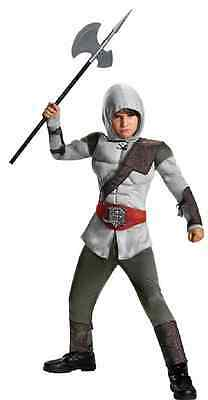 Nomad Hunter Assassin's Creed Muscle Fancy Dress Halloween Deluxe Child Costume
