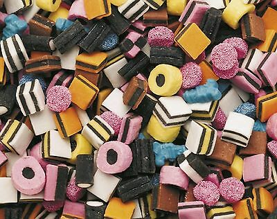 Bassetts Licorice All sorts in Bulk Retro Candy Made in Sweden Many Options