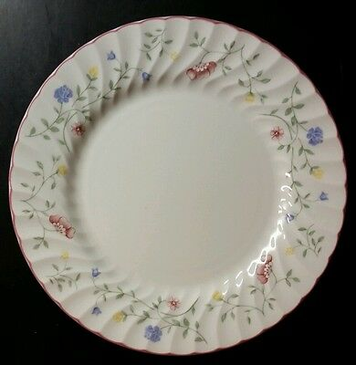 "Johnson Brothers ""summer Chintz""  10 1/2"" Dinner Plate(S) -England Backstamp #1"