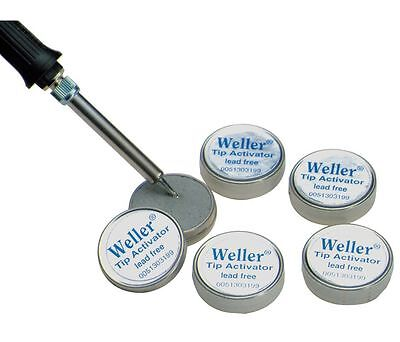 WELLER T0051303199 TIP Tinner and Activator Cleaner, Lead Free Tip