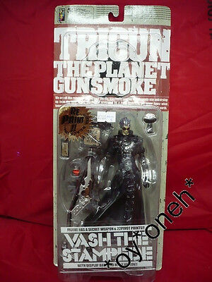 Kaiyodo Trigun  The Planet Gun Smoke Vash The Stampede Action Figure Re-Paint