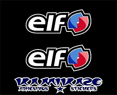 Pegatina Sticker Autocollant Adesivi Aufkleber Decal  Elf