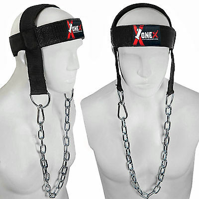 Strong Neck Harness, Head Harness For Neck Muscles Building Gym Weight Lifting