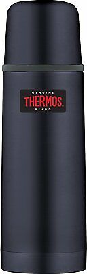 Thermos Light & Compact Vacuum Insulated Stainless Steel Flask, 350ml