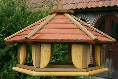 Bird table, wooden feeder, christmas gift