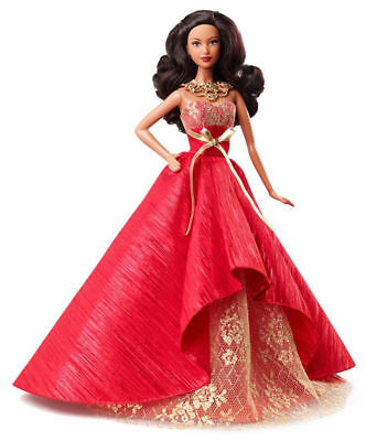 Barbie Holiday 2014 Collector's Doll, African-American. 30340800