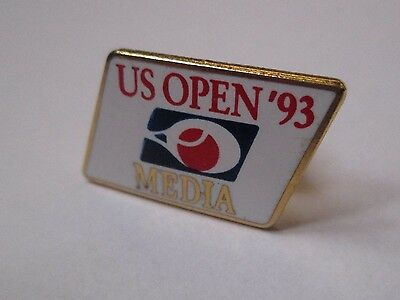 Pin's Tennis / US Open 93 - média