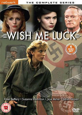 Wish Me Luck: The Complete Series (Box Set) [DVD]