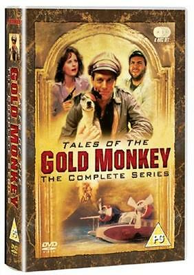 Tales of the Gold Monkey: The Complete Series [DVD]