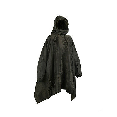 Snugpak Insulated Poncho Liner - Olive tactical outdoor survival blanket - NEW
