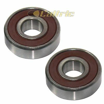 Front Wheel Ball Bearings Fits SUZUKI RM80 1990-2001