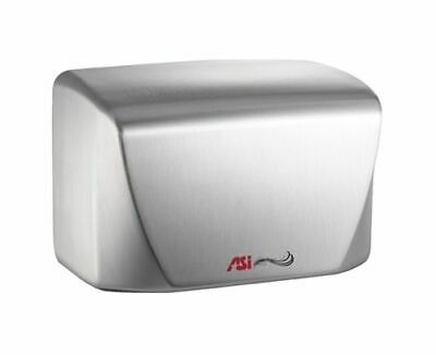 ASI 0198-1-93 TURBO-Dri High Speed Hand Dryer Jr. Stainless Restroom Bathroom