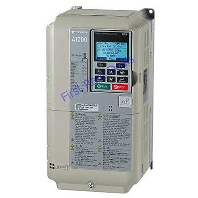 Yaskawa CIMR-AU2A0018FAA A1000 Drive AU2A0018FAA AC Drive Variable Frequency 5HP