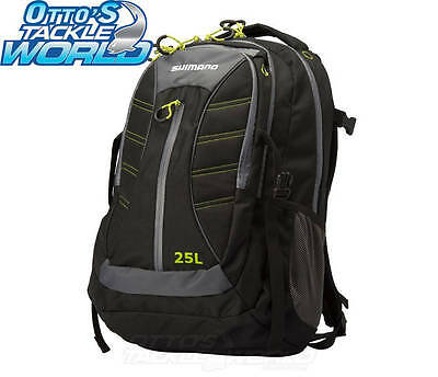 Shimano 25L Backpack BRAND NEW at Otto's Tackle World Drummoyne