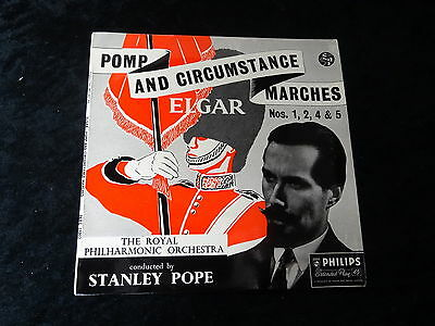 "7"" 45 RPM - Royal Philharmonic Orchestra, Conducted by Stanley Pope."