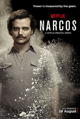 Narcos TV Series Poster