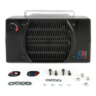 New Aqua Hot 200 Cab Heater With Core And Fan Polaris Rzr Ranger Commander