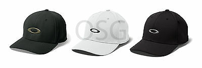 OAKLEY Golf, FITTED, FLEXFIT, MESH BACK, SILICON Cap, Structured, Baseball Hat