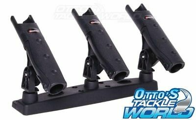 Maritec Boat Rod Holder 3 Tubes BRAND NEW at Otto's Tackle World