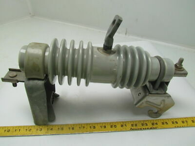 Joslyn 100/200 A Fuse 300A Blade high voltage arrestor over-head pole top