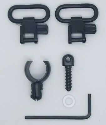 Lever Action Rifle Sling Mount Kit Split Band Winchester Marlin Mossberg S3912