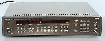 Philips PM5193 Programmable Synthesizer Function Generator 0.1MHz to 50MHz