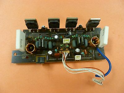 Yamaha Receiver Audio Amp Board X7093-3 From Htr-5990