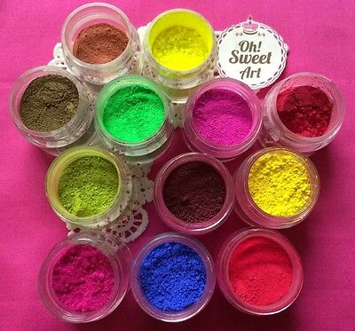 Petal Dust PICK YOUR COLOR by OH SWEET ART Products 4g cake decorating