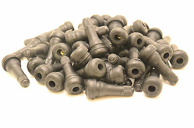 Short Tire Valve Number 413 Most Common 50 Pieces