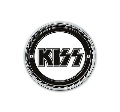 KISS Buzz Saw Band Logo Metal Pin Badge Brooch Album Official Product
