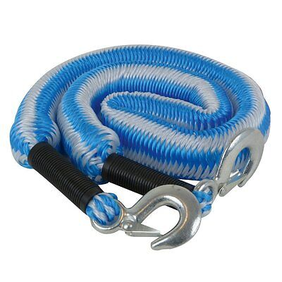 Carpoint Tow Rope Stretchy TUV 2000 Kg 0178724